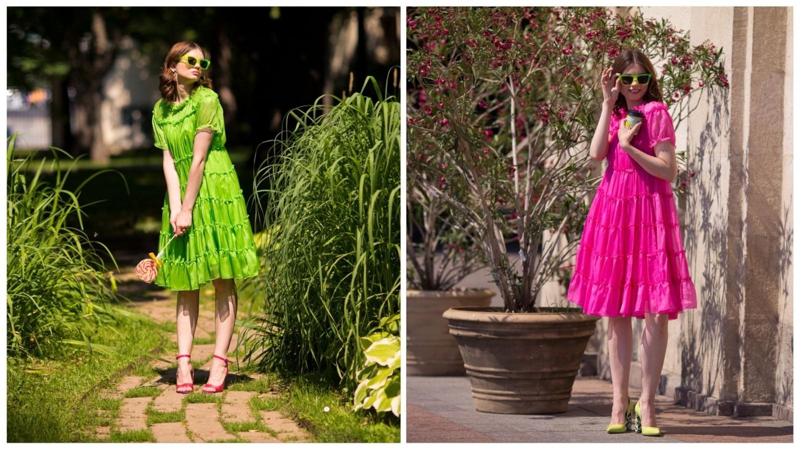 Платье Весна, стоимость 8900₽.