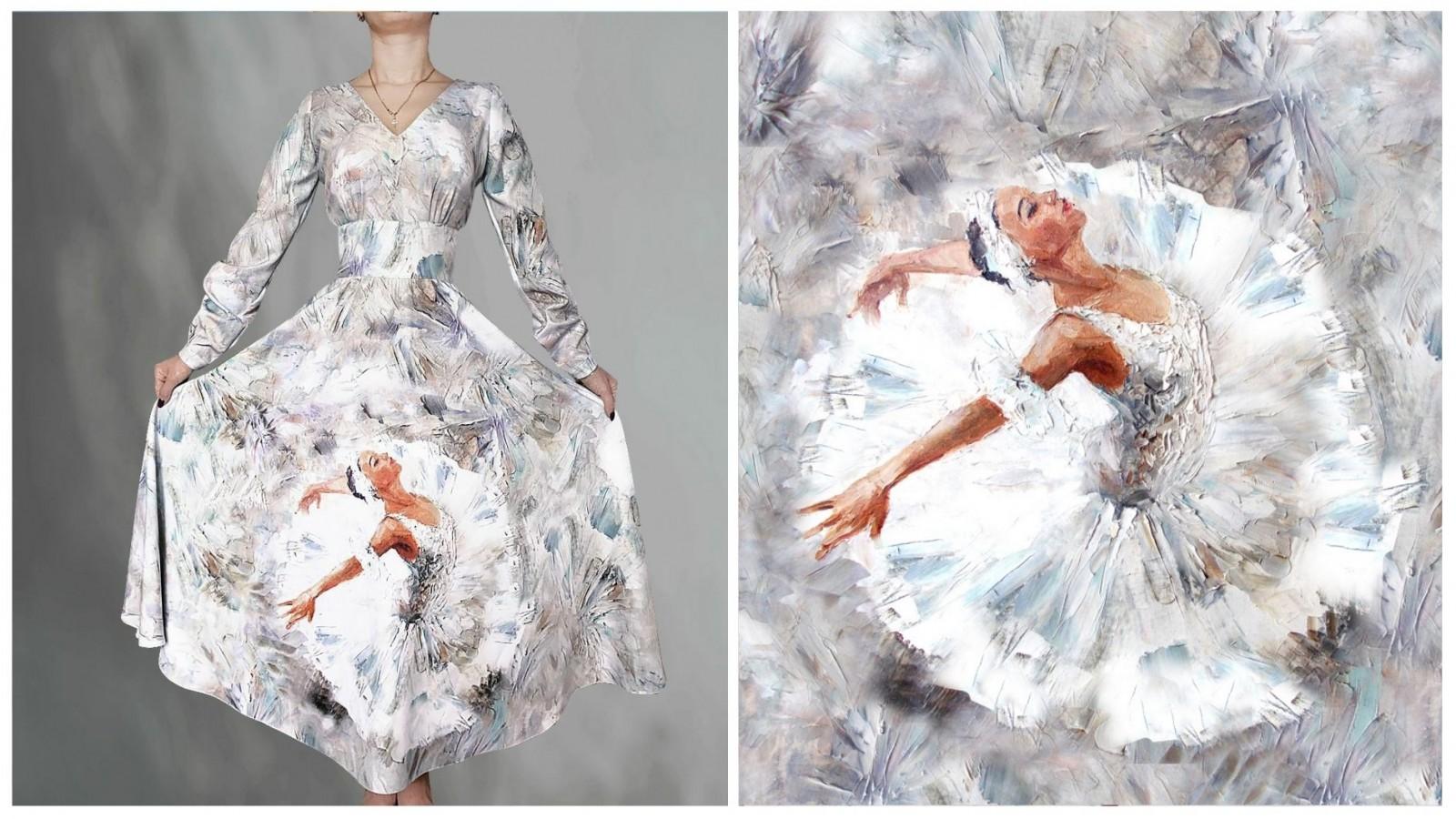Платье Людмила 3 (Балерина), стоимость 7900₽.