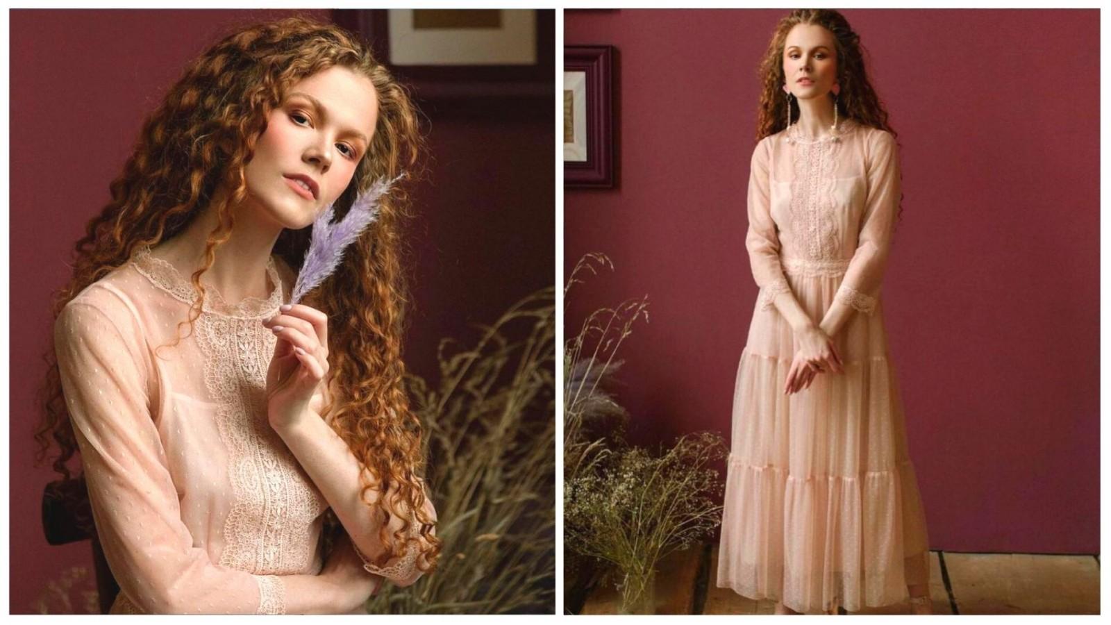 Платье Анжелика , стоимость 11500₽.