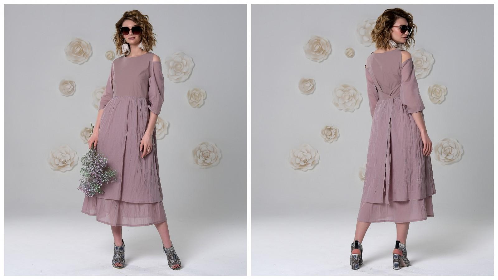 Платье Деми, стоимость 7900 рублей.