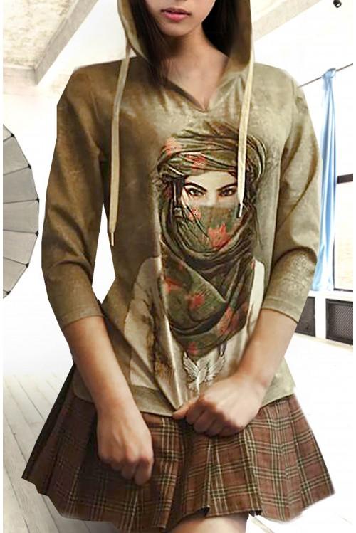 Блузка Барби (Хиджаб)
