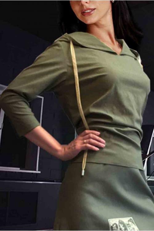 Блузка Барби