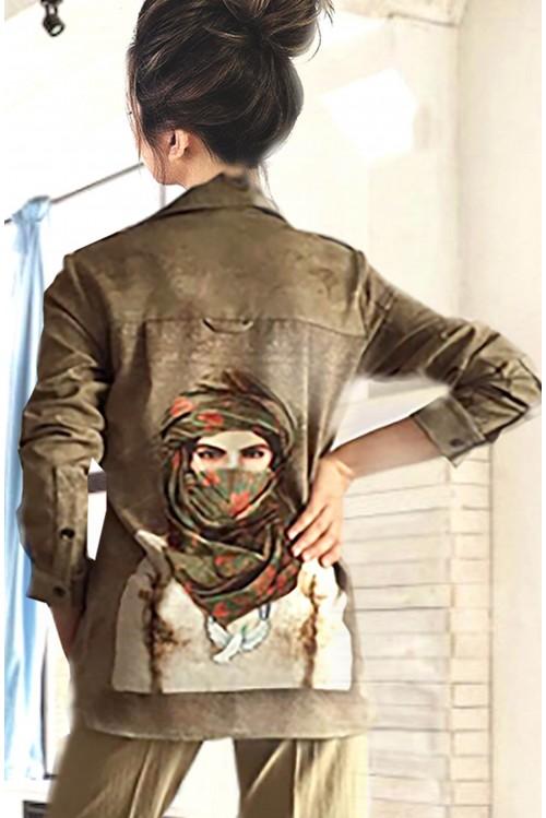 Блузка Хелли (Хиджаб)