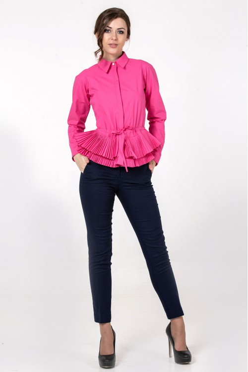 Блузка Кетрин (розовый)