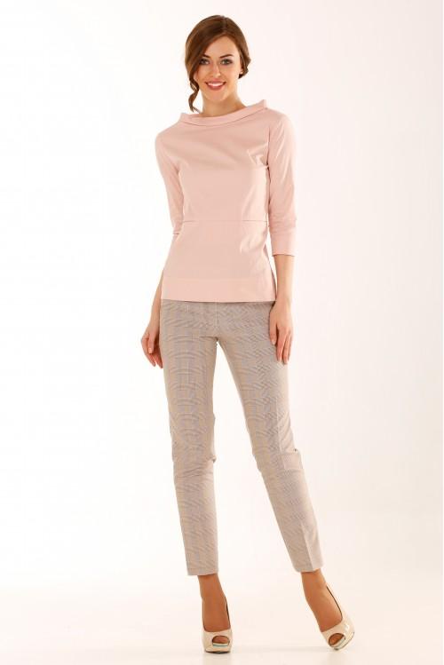 Блузка Новая Линда (розовый)