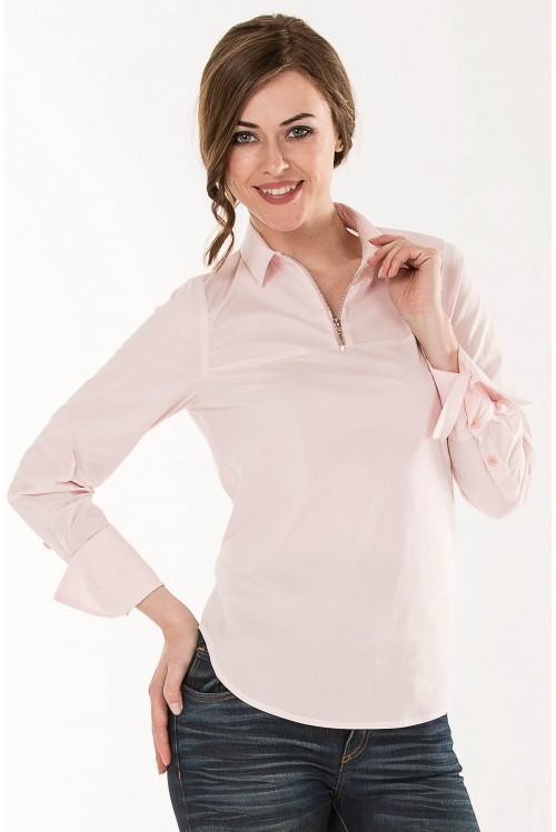 Блузка Мери (розовый)