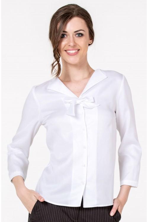 Блузка Шарлотта (белый)