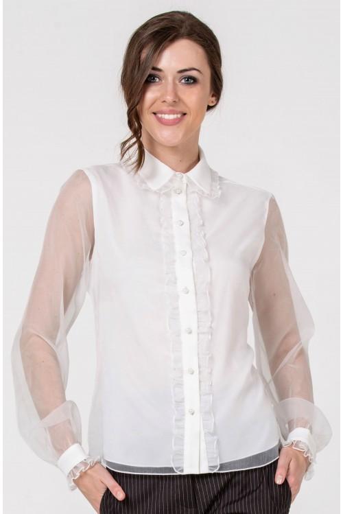Блузка Саша (белый)