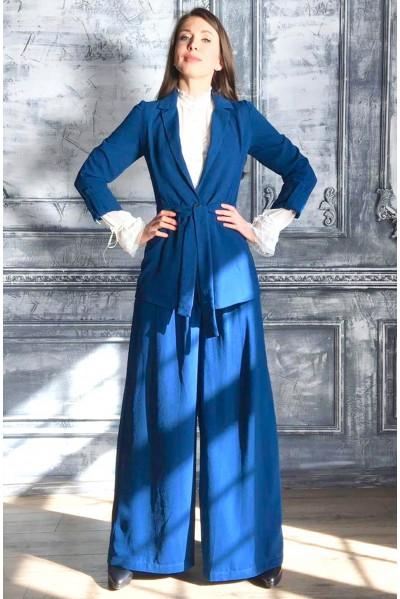 Жакет Анюта (синий)
