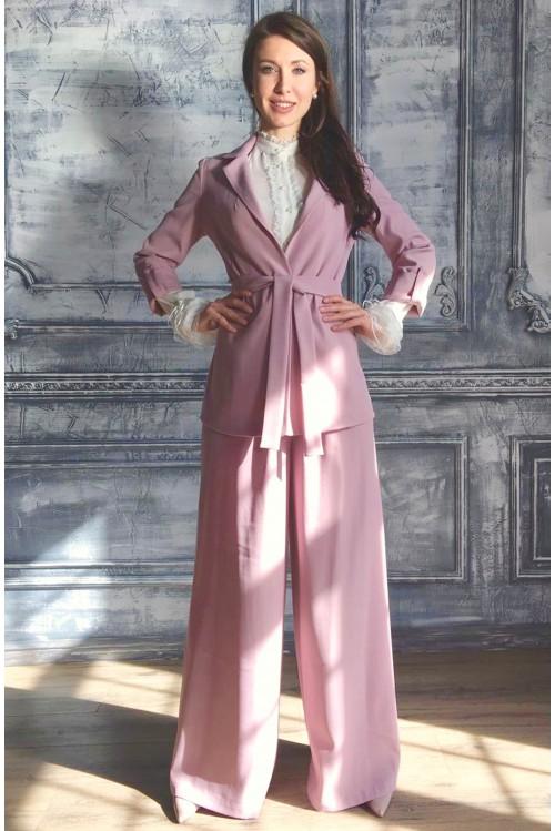 Жакет Анюта (розовый)