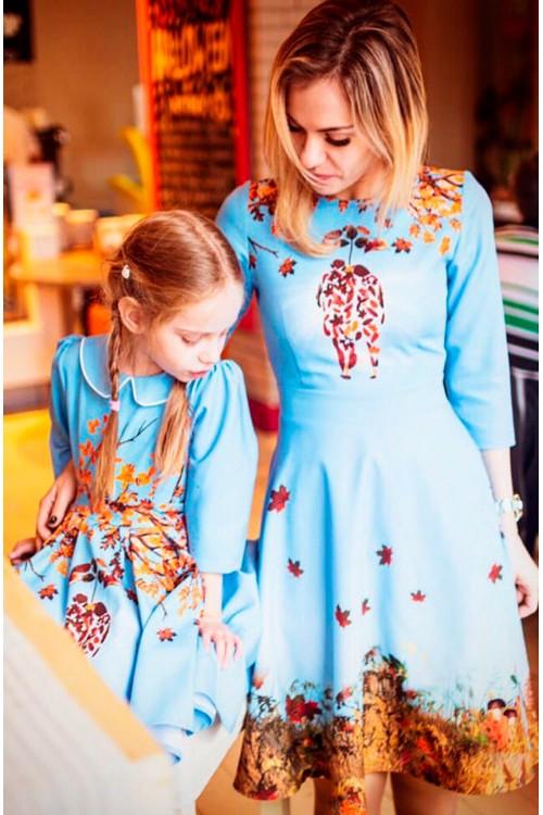 Look - Платье Эмила (Осенью вдвоем)