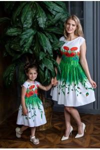 Look - Платье Мирабель (Маки)