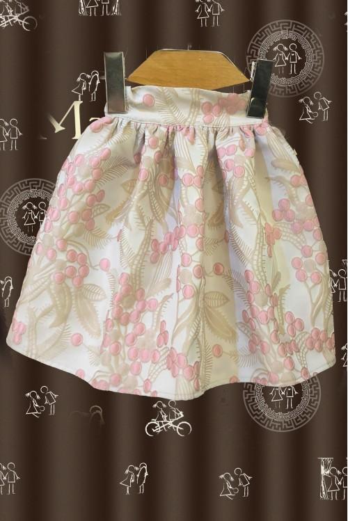 Детская юбка (Ягодки)