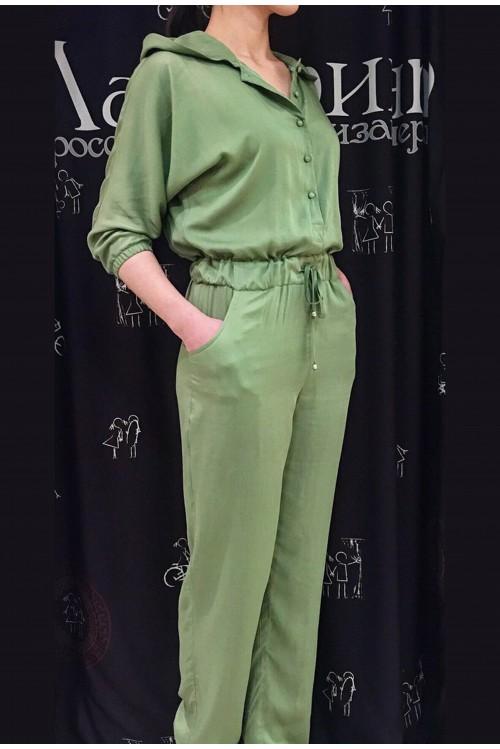 Комбинезон Виолетта (зеленый)