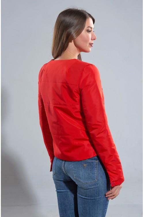 Куртка Мери 2 (Красная)