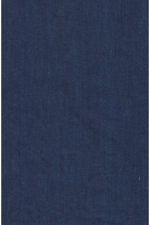 Джинса темно-синий