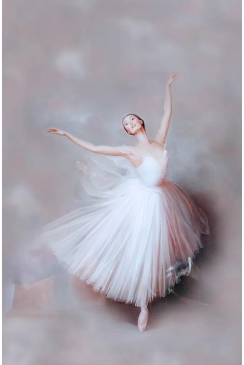 Принт Танцующая Балерина