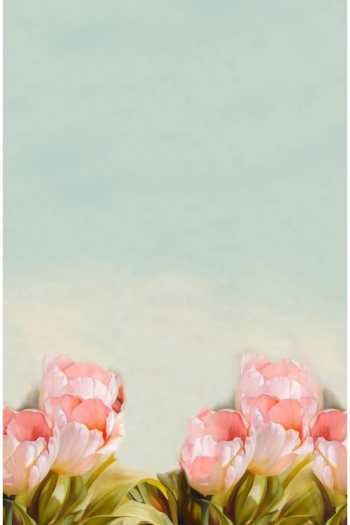 Принт Тюльпаны