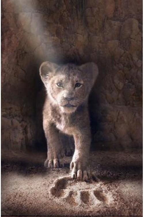 Принт Король Лев