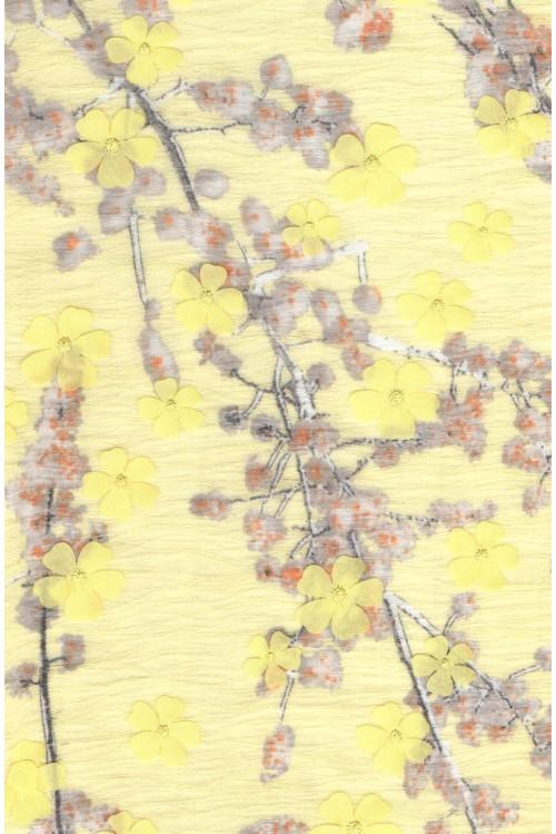 Сакура (желтый)