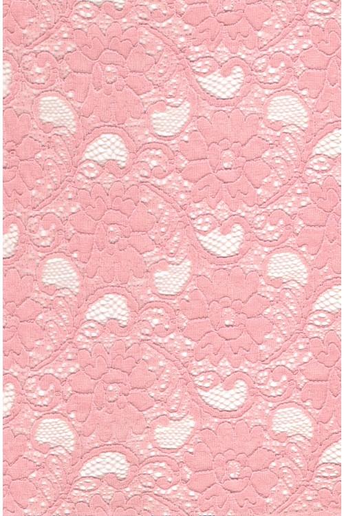 Шитье розовый