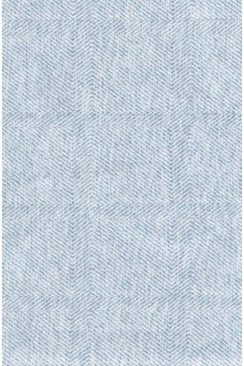 Плательно-костюмная Светло-голубой