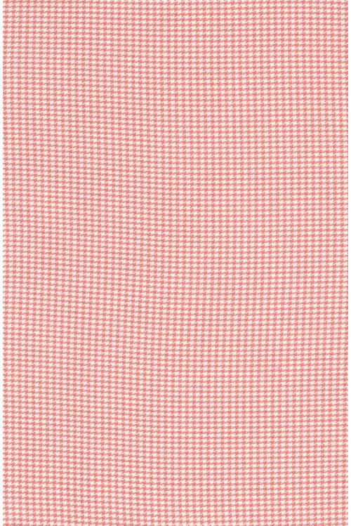 Плательно-костюмная Гусиная лапка (розовый)