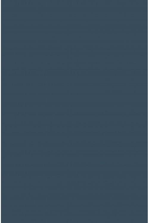 Шелк джинсово-синий