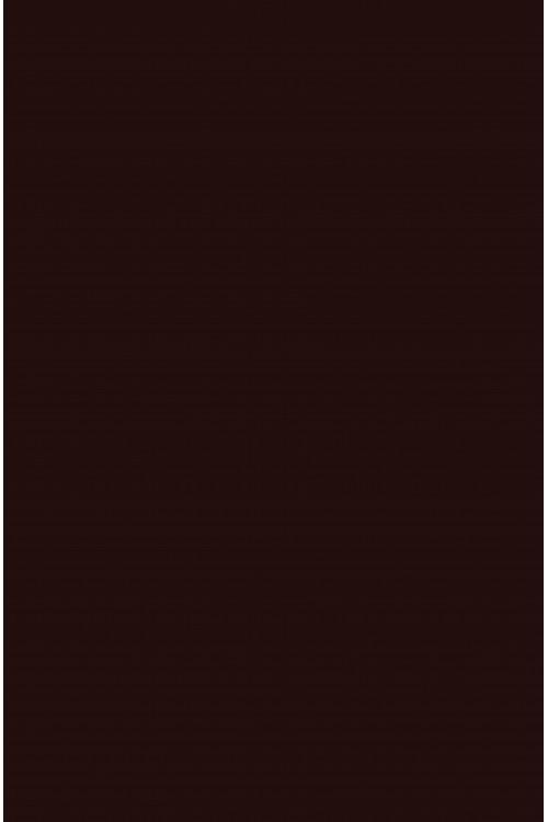 Шелк темно-коричневый