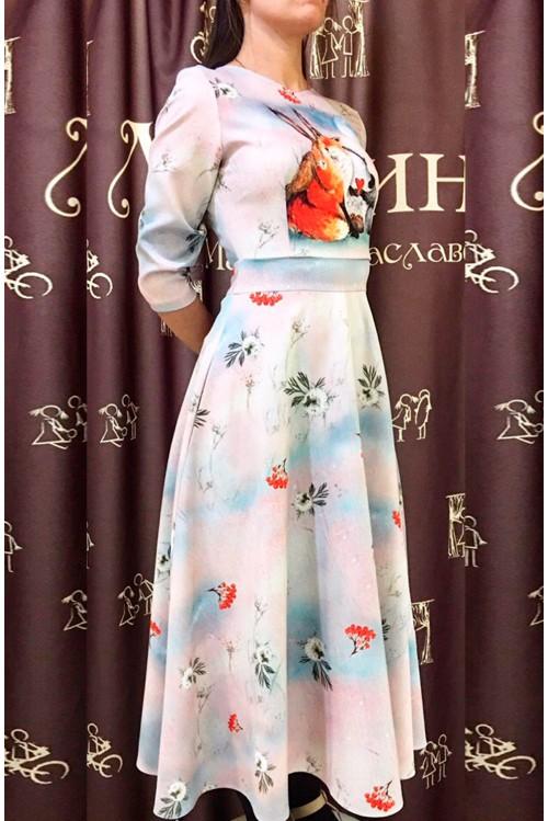 Платье Алина (Лисичкина любовь)