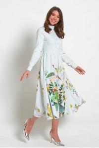 Платье Ангелина (Принт)