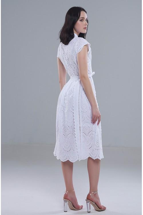 Платье Арина (Кружево, хлопок)