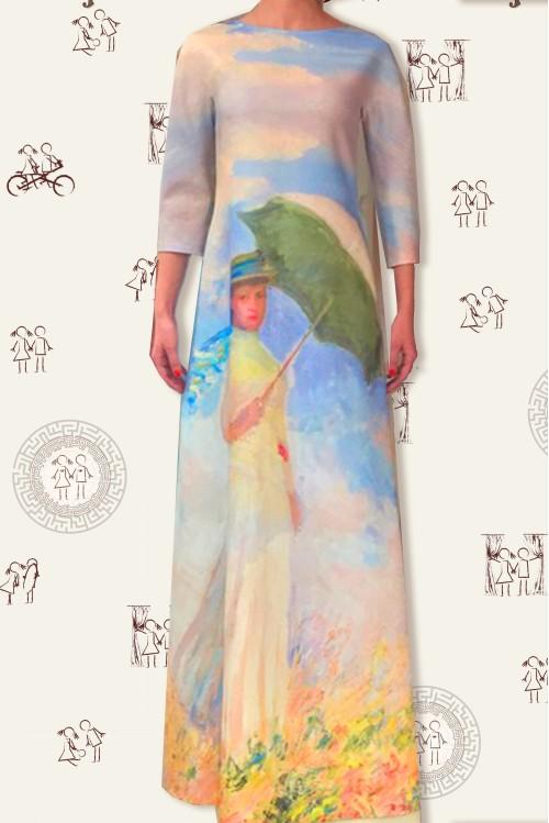 Платье Ассоль (Зонтик)