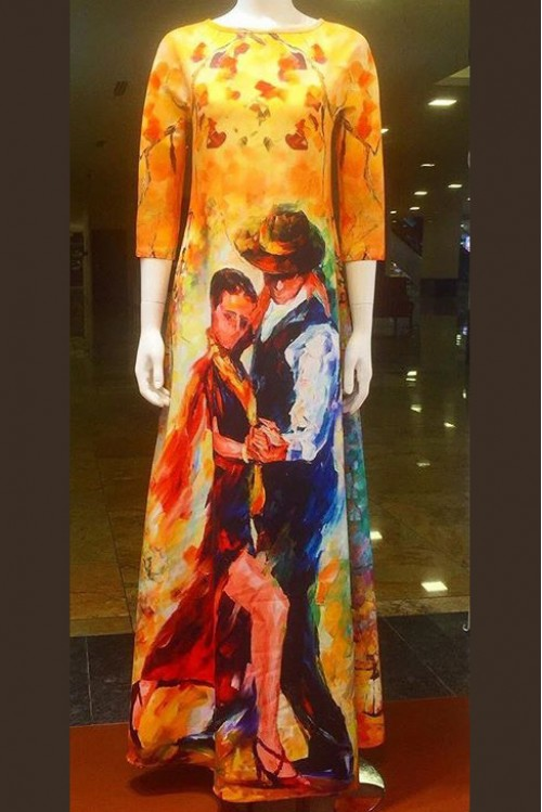 Платье Ассоль (Танго)