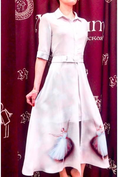 Платье Аврора ( Танцующие балерины)