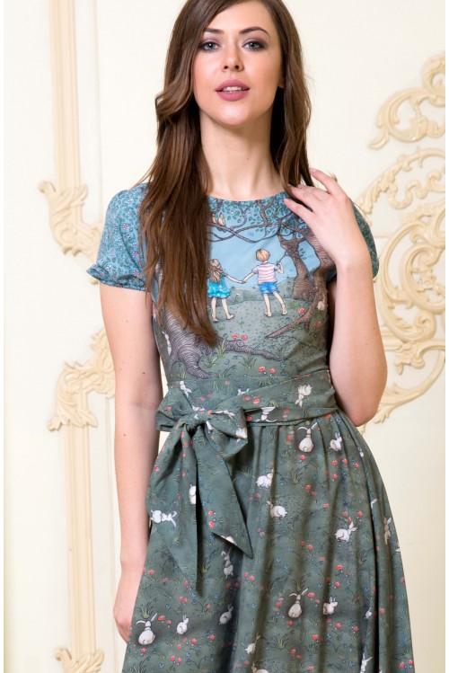 Платье Бабочка Лето (Очарование любви)