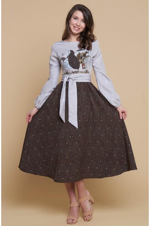 Платье Бабочка ( Деревянные лошадки )