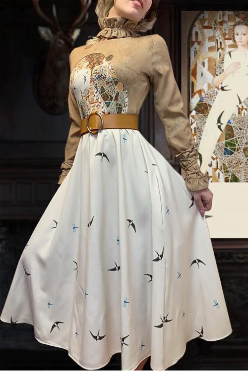 Платье Бабочка ( Отражение )