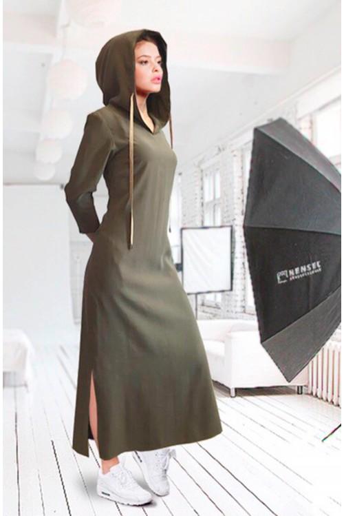 Платье Барби (Хаки)