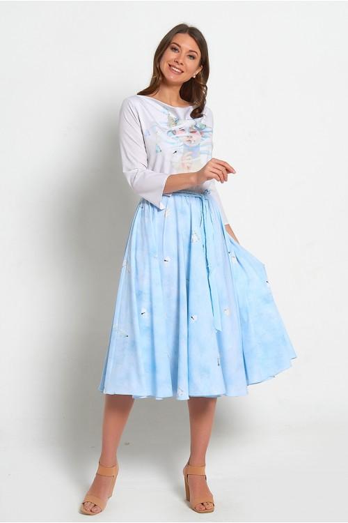 Платье Дамина