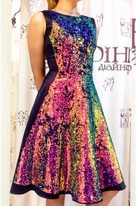 Платье Диско (Хамелеон)