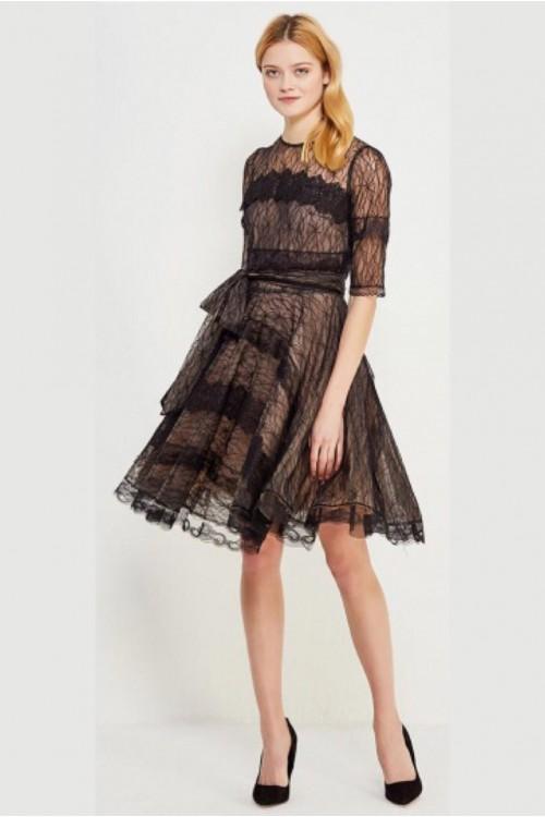 Платье Джесси (черный)