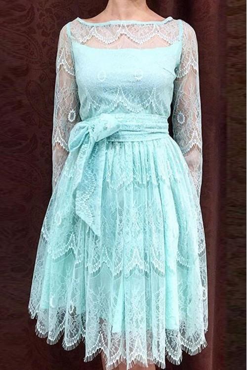 Платье Джульетта (голубой)