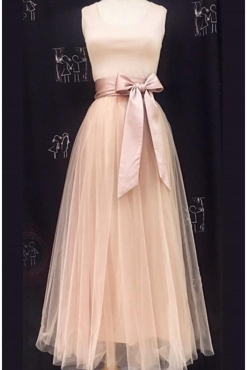 Платье Джулия (бежевый)