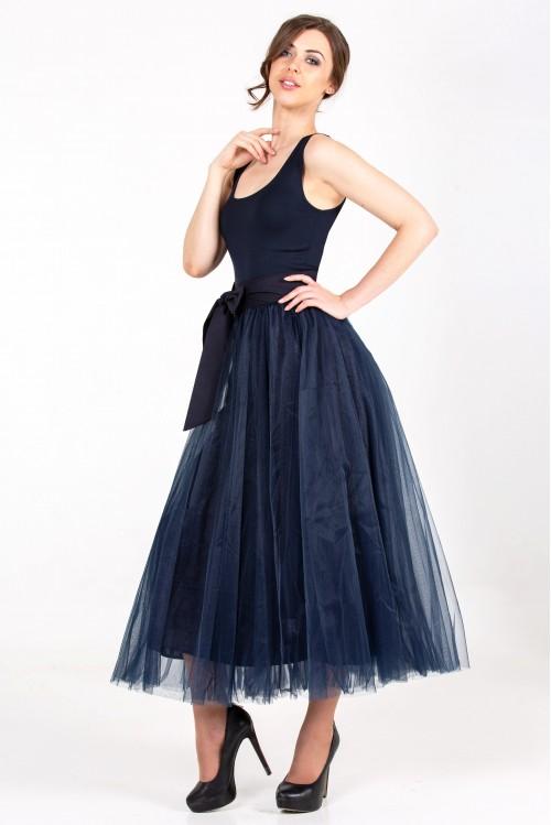 Платье Джулия (синий)