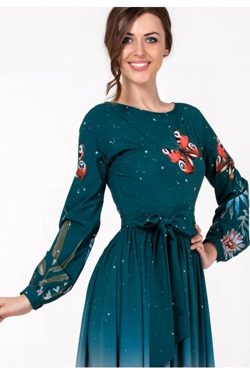 Платье Екатерина (Живая ночь)