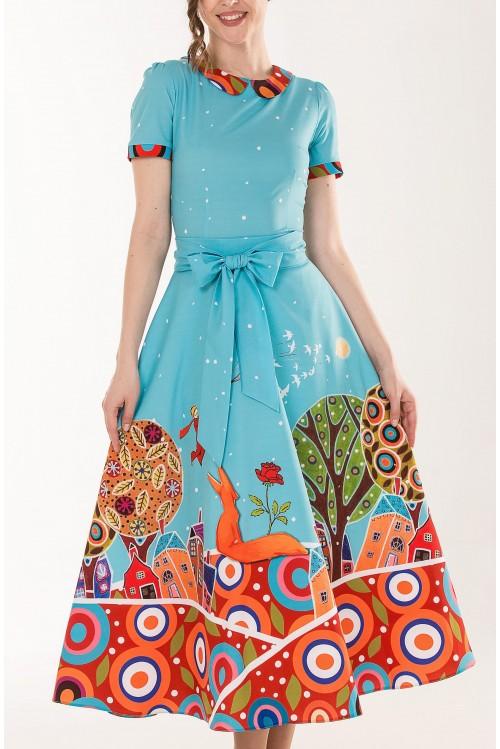 Платье Элизиум (Осторожней. Мечты сбываются)