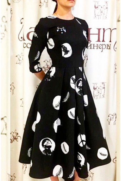 Платье Эмилия (Любовь вместо войны)