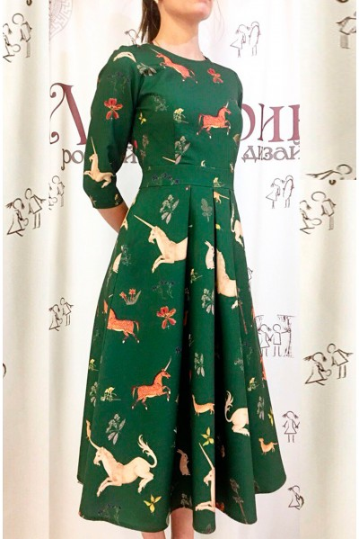Платье Эмилия (Единорог I)