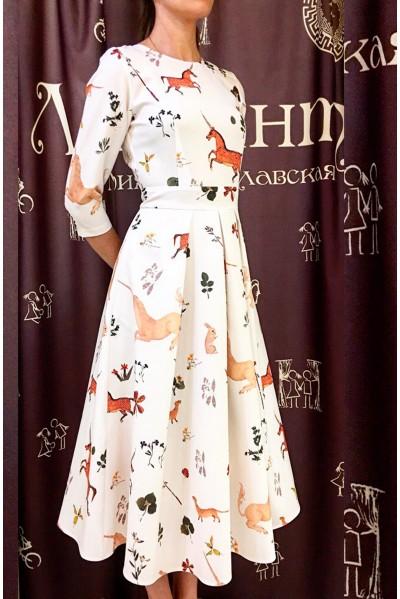 Платье Эмилия (Единорог II)